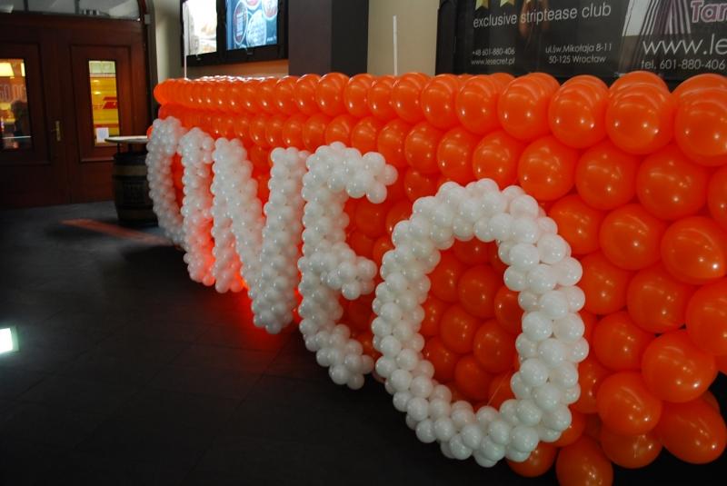 Ceneo Ściana z balonów
