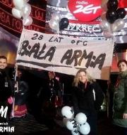 Nasze balony lateksowe dla Fanklubu Zespołu Bajm