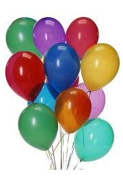 12-Latex-Balloons
