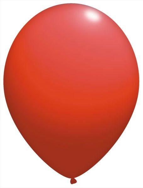 12″ / 30cm Pastel Czerwony #130