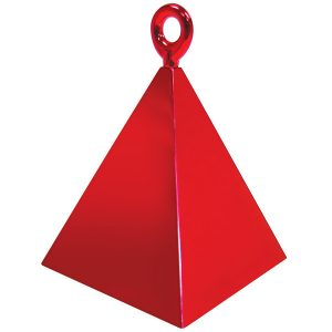 150g Pyramid Weight Red #14417