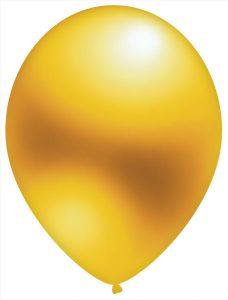 12″ / 30cm Metalik Złoty #415