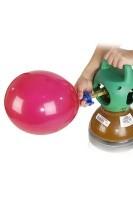 napełnianie balonów helem z butli