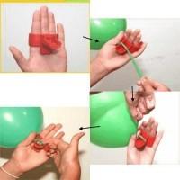 urzadzenie do wiazania balonow