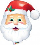 "32"" / 81cm Jolly Old Saint Nick Qualatex #20566"