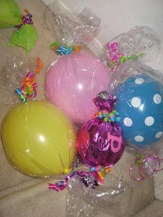 cukierki balonowe