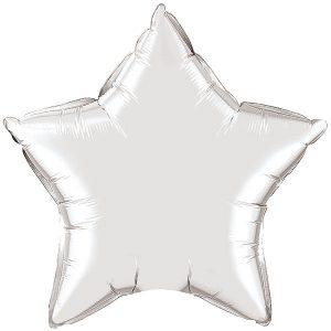Silver Qualatex