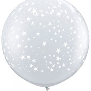 3' / 91cm 2ct / 2szt Star-A-Round Qualatex #29264