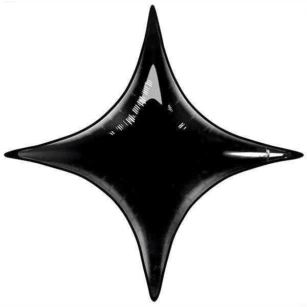 Starpoint Onyx Black Qualatex