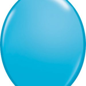 "50ct / 50szt Robin""s Egg Blue Qualatex"