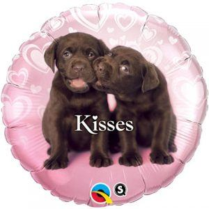 "18"" / 46cm Puppy Kisses Qualatex #34075"