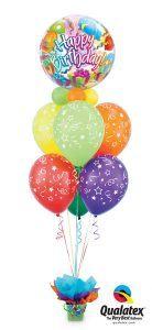 "Bukiet 35# - 22"" / 56cm Birthday Surprise #65407, 46110"
