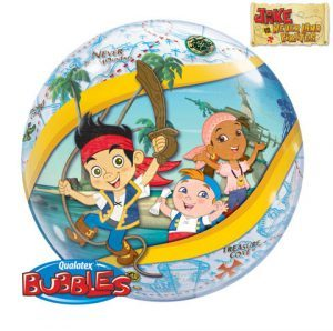 "22"" / 56cm Disney Jake and The Never Land Pirates Qualatex #12597"