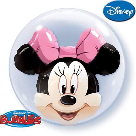 "24"" / 61cm Disney Minnie Mouse Qualatex #27568"