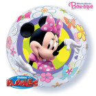 "22"" / 56cm Disney Minnie Mouse Bow Tique Qualatex #41065"