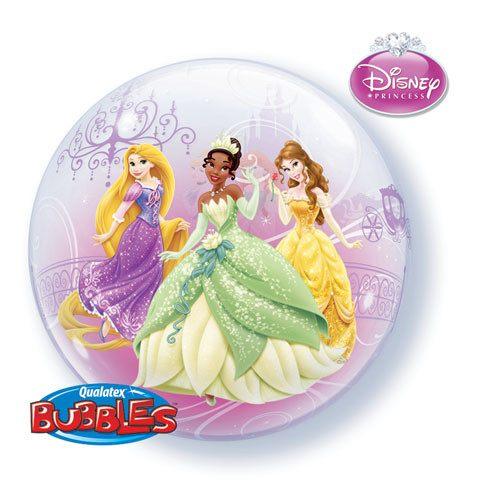 "22"" / 56cm Disney Princess Royal Debut Qualatex #41191"