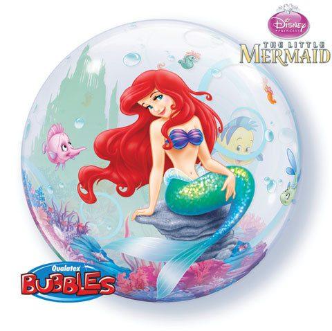 "22"" / 56cm Disney The Little Mermaid Qualatex #60166"