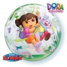 "22"" / 56cm Dora The Explorer & Boots Qualatex #65578"