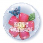 "24"" / 61cm Birthday Flower Qualatex #68805"
