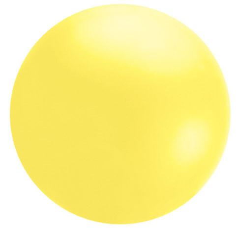 8′ / 240cm 1ct / 1szt Giant Cloudbuster Yellow Qualatex #91229