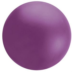 Giant Cloudbuster Purple Qualatex