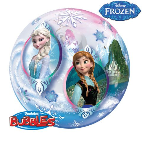 "22"" / 56cm Disney Frozen Qualatex #32688"