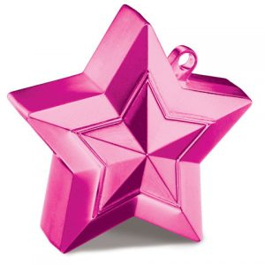 150g Star Shaped Weights Magenta #38798