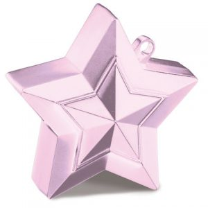 150g Star Shaped Weights Pearl Pink #38799