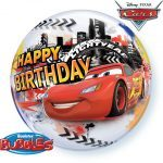 "22"" / 56cm Disney Pixar Lightning McQueen Birthday Qualatex #14759"