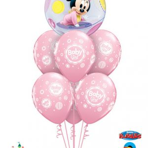 "Bukiet 29# - 22"" / 56cm Disney Baby Minnie Qualatex #16430, 17799_6"