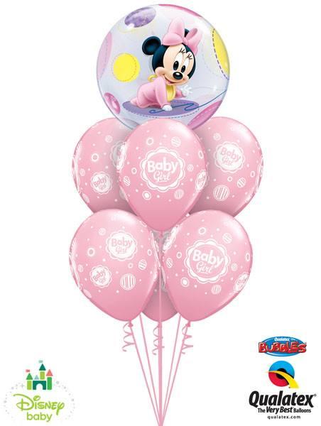 Bukiet 29# – 22″ / 56cm Disney Baby Minnie Qualatex #16430, 17799_6
