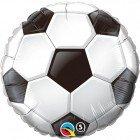 "18"" / 46cm Soccer Ball Qualatex #71597"