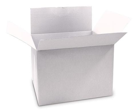 1ct / 1szt 60cm x 60cm x 60cm Karton Biały #Karton Biały