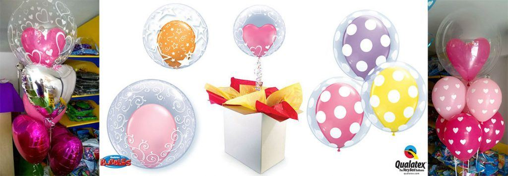 Moda na Balony Deco Bubble!