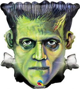 "25"" / 86cm Frankenstein Head Qualatex #15910"