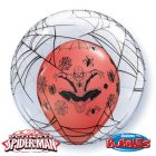 "24"" / 61cm Deco Bubble - Spider's Web Qualatex #17392"