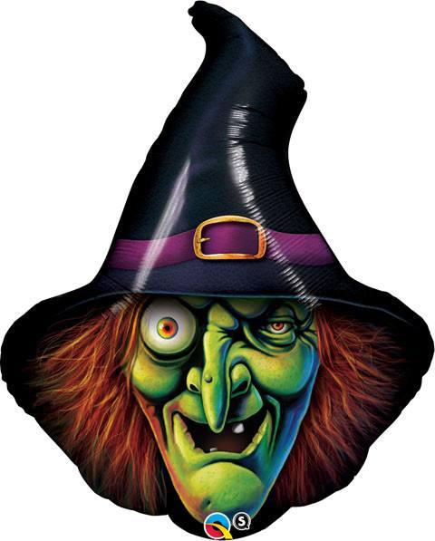 34″ / 86cm Wicked Witch Qualatex #17499