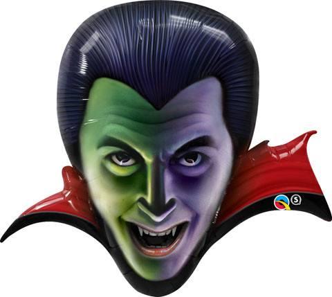 36″ / 91cm Count Dracula Qualatex #33246