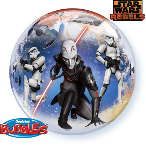 "22"" / 56cm Star Wars Rebels Qualatex #10589"