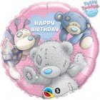 "18"" / 46cm Me to You - My Blue Nose Friends Birthday Qualatex #20723"