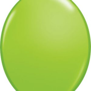 50ct / 50szt Lime Green Qualatex Quick Link