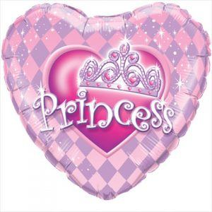Princess Tiara Qualatex