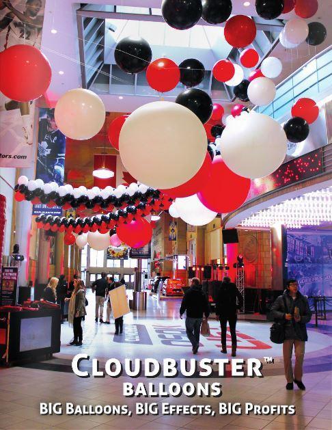 Cloudbuster Balloons Flyer