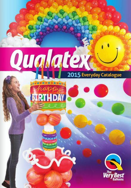 Qualatex 2015 Everyday Catalogue