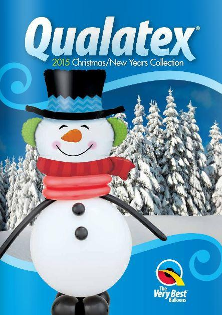 Qualatex Christmas & New Year Collection 2015