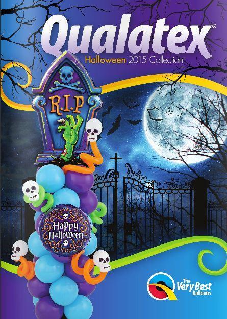 Qualatex Halloween Collection 2015