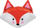 "14"" / 35cm Fabulous Fox Qualatex #26555"