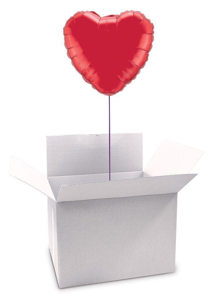 """18"""" / 46cm poczta balonowa Classic z Balonem Foliowym #Foliowy Classic"""