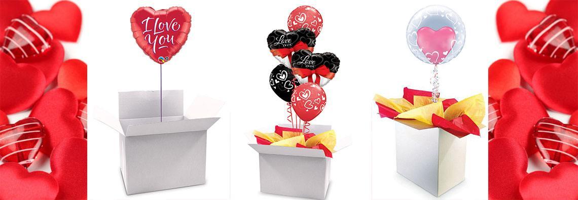 Nowa Poczta Balonowa Walentynki