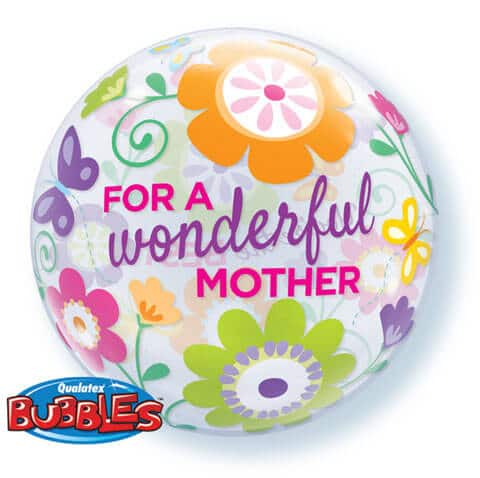 22″ / 56cm Wonderful Mother Spring Garden Qualatex #11538